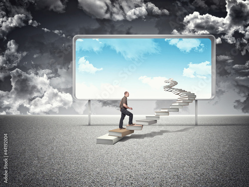 Fotografie, Obraz  sunny future