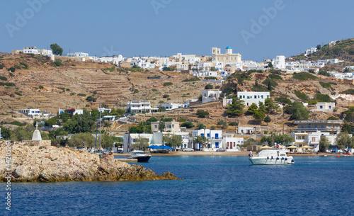 Cadres-photo bureau Tunisie View of Chorio village, Kimolos island, Cyclades, Greece