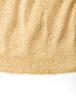Leinwandbild Motiv Sand scattering isolated on white background