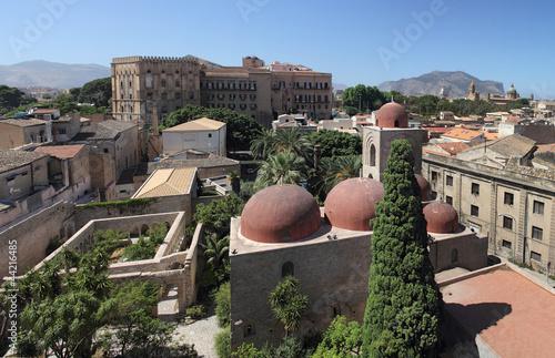 Papiers peints Palerme Palermo