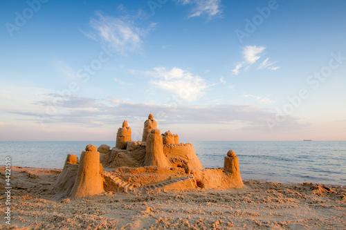 Sandcastle kritik