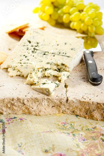 Fototapeta premium ser gorgonzola