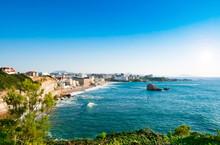 View Of Biarritz City Center, ...