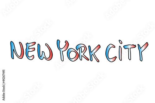 Fotografía  NY, New York
