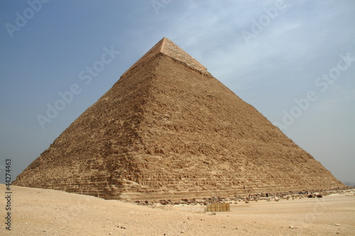 In de dag Egypte The Great Pyramids of Egypt