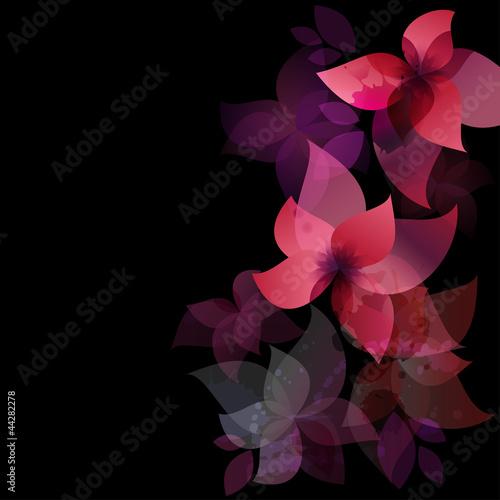tlo-kwiat-karta-zaproszenie-elegance