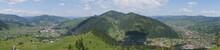 Panorama Munte