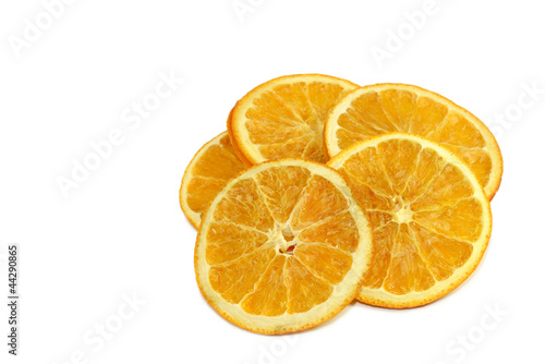 Photo Stands Slices of fruit Apfelsinenscheiben