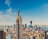 Fototapeta Nowy Jork - Manhattan