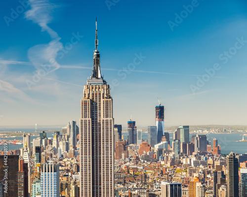 Fotografie, Obraz  Manhattan