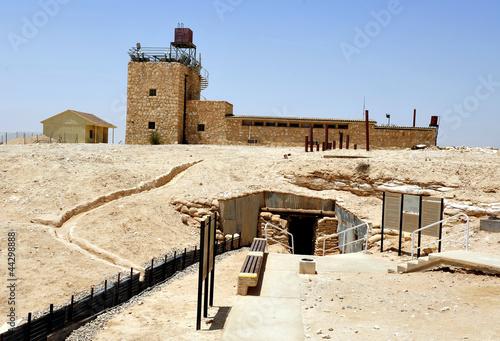 Poster  Travel Photos Israel - Negev Desert