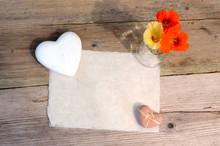 Einen Liebesbrief Schreiben