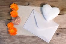 Einen Liebensbrief Schreiben