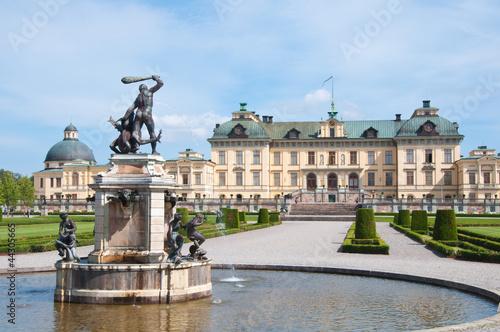 Drottningholm Palace, Stockholm, Sweden Poster