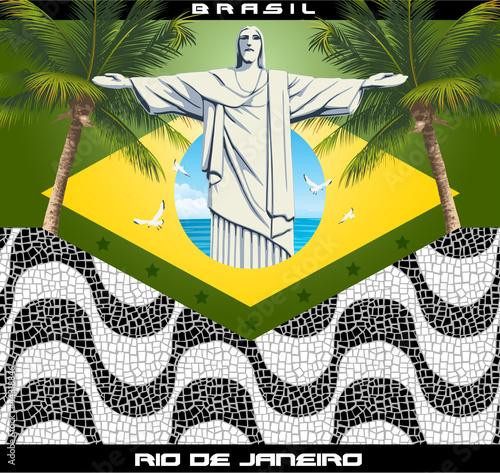 Photo  25-Rio de Janeiro-Brasil -Cristo Redentor