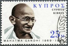 CYPRUS - 1970: Shows Portrait ...