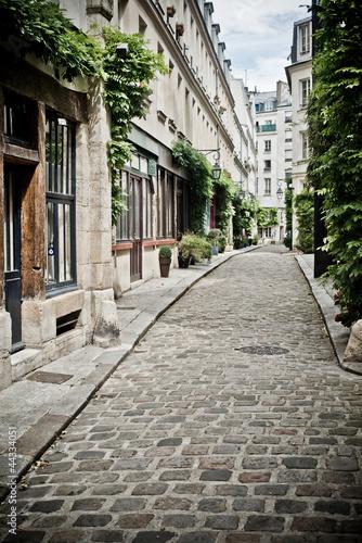 Fotografie, Obraz ruelle parisienne