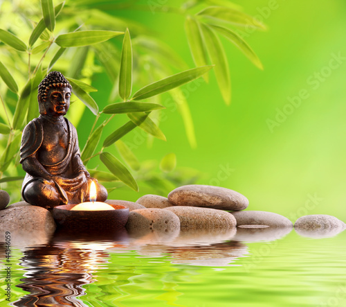 Photo Buddha Zen