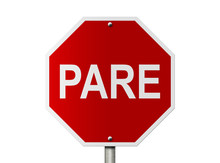 Pare Sign