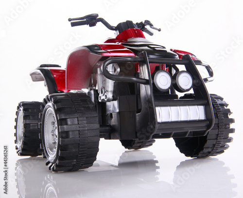 Foto op Plexiglas Motorsport Modified toy ATV