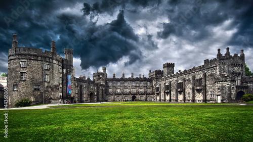 obraz PCV Zamek Kilkenny