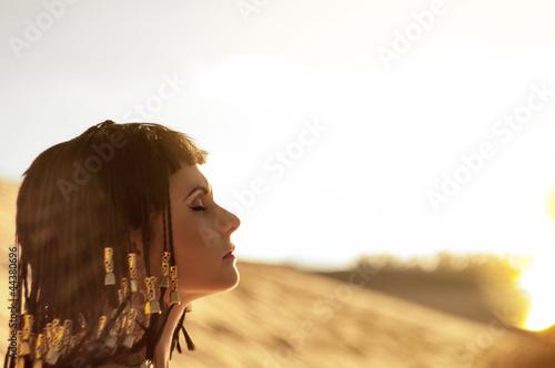 Photo  Egyptian Queen