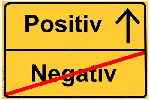Positiva negativ