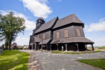 Drewniany kościół św. Macieja w Trzebicku