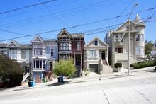 San Francisco - Rue En Pente