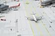 Frankfurt Airport (Flughafen) Modell