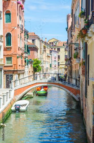 Fototapety, obrazy: City views of venice in Italy