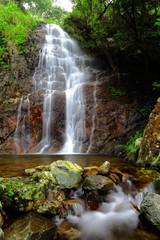 Panel Szklany waterfall