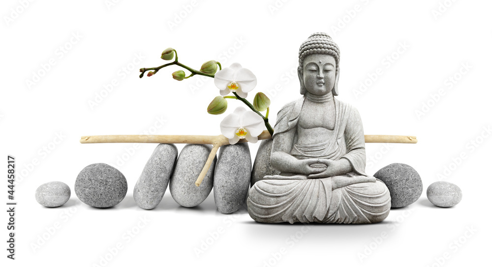 Fototapety, obrazy: Budda i dobrobyt