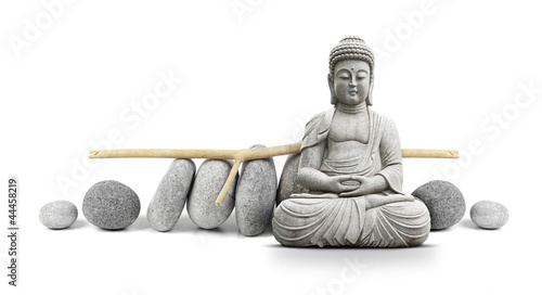 Fotomural Bouddha et Bien-être