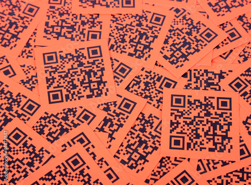 Quick Response Codes - Buy this stock photo and explore