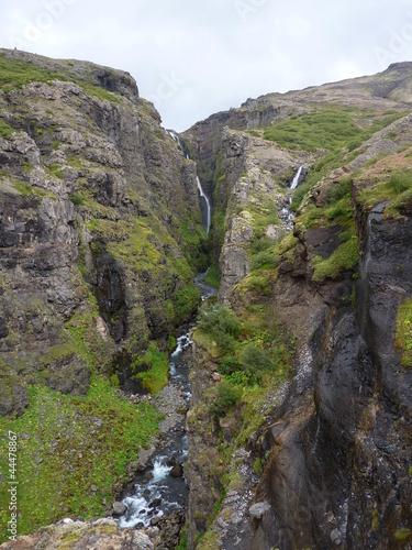 Valokuva  paysages d'islande