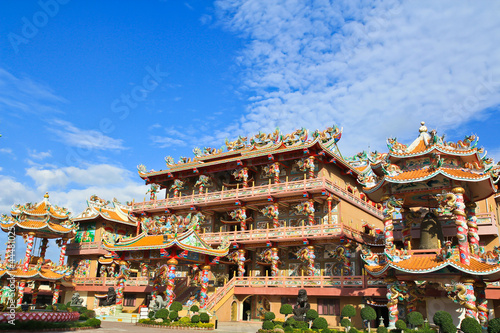 Canvas Prints Peking Chinese temple