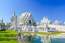Wat Rong Khun,Chiangrai, Thail...