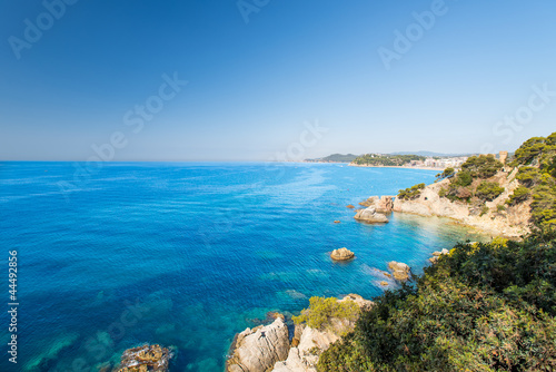 Fotografie, Tablou Coast of Costa Brava