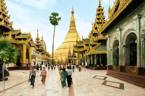 Photo  Rangun Myanmar