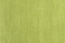 Green Close Up Linen Texture B...