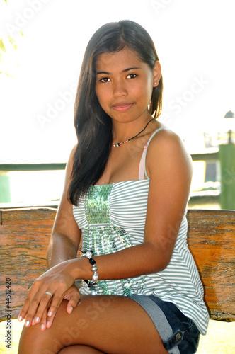 Frauen aus den philippinen