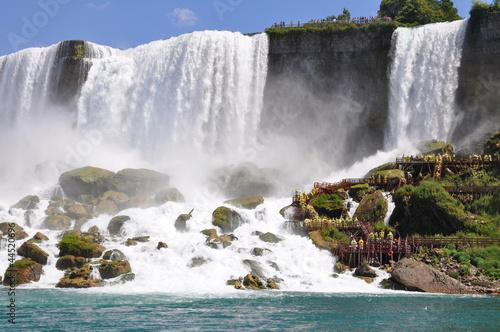 Nigara waterfalls