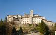 Castelmonte sanctuary, Cividale del Friuli. Udine, Italy