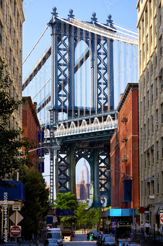 manhattan-bridge-i-empire-state-building-nowy-jork