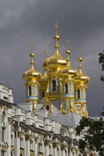 Tsarskoe Selo (Pushkin), Saint Petersburg, Russia