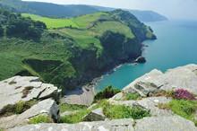 Valley Of The Rocks Exmoor - Coastal Headlands