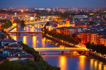 Panel Szklany Miasta Verona
