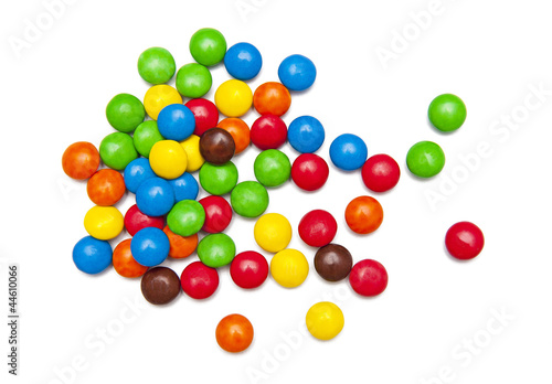 Photo  Colorful candies