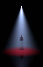 Schwebende Licht Meditation